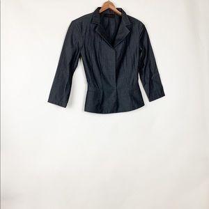 Narcisco rodriguez wool top jacket I 38 GB 6 US 4